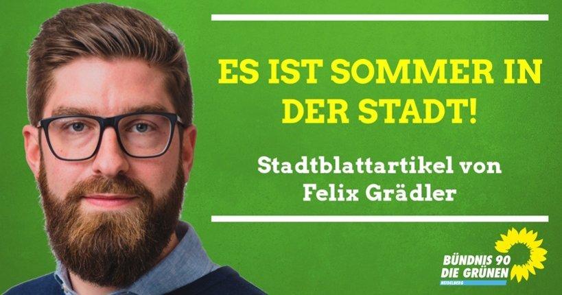 Stadtblatt Felix Grädler