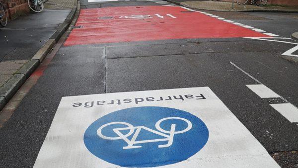 Verbesserungen im Radverkehr